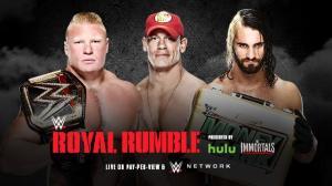 WWE, WWE Network, Royal Rumble 2015