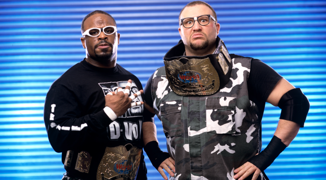 Could the Dudley Boys surprise us all at Royal Rumble 2015?