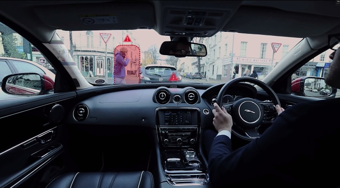 The future of in-car technology starts with Jaguar