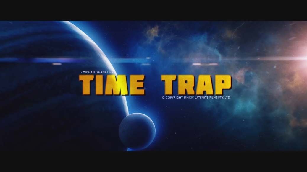 Time Trap screenshot