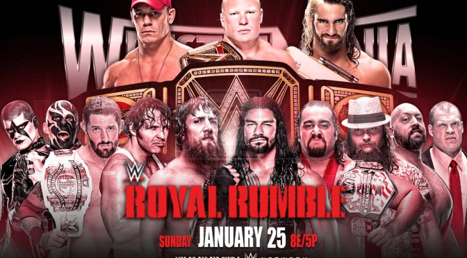 Royal Rumble 2015 My Predictions