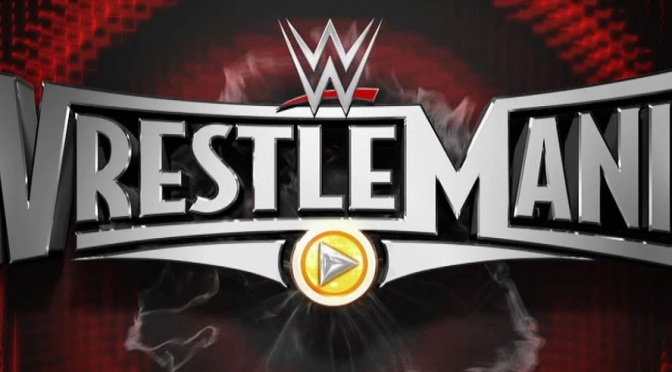 Wrestlemania 31 Results