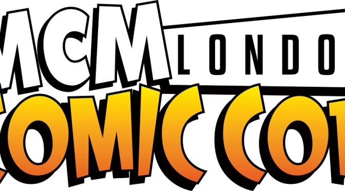Comic Con 2015 London Report and Video