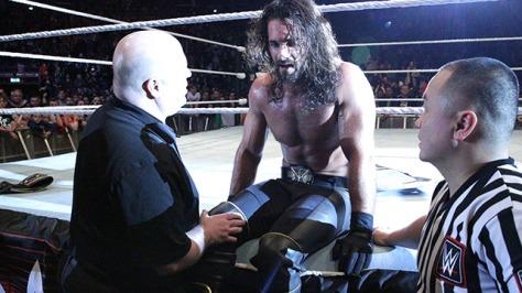 WWE Seth Rollins