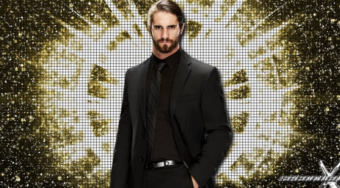 WWE CHAMPION Seth Rollins out for up to 9 months