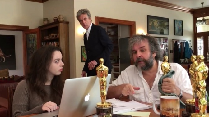 Peter Jackson to direct Doctor Who?