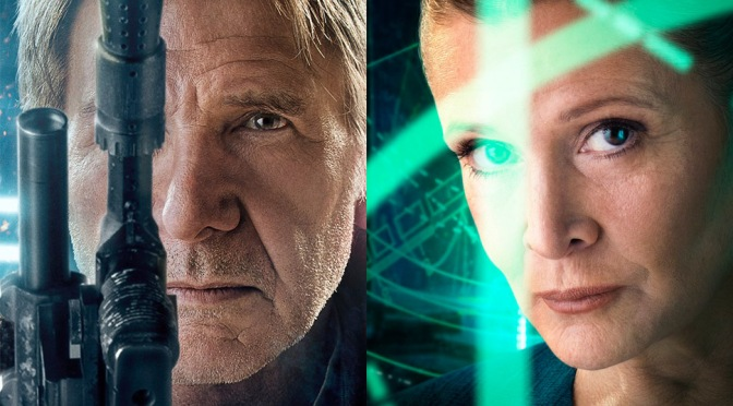 New Star Wars Episdode VII character posters unveiled