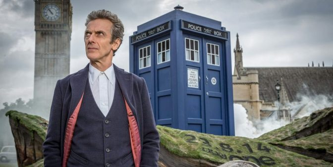 Peter Capaldi to leave Doctor Who