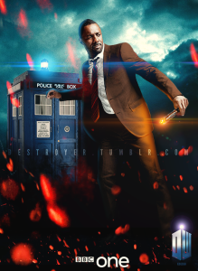 Idris Elba as Doctor Who