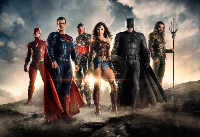 Justice League Movie 2017