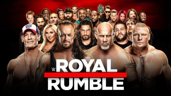 Royal Rumble 2017 Match Preview