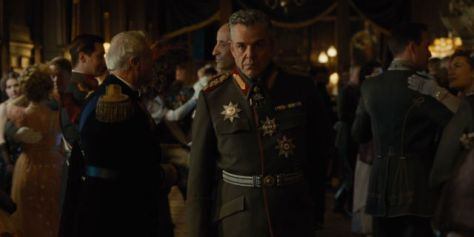 Danny Huston is the Villain in the Wonder Woman Movie