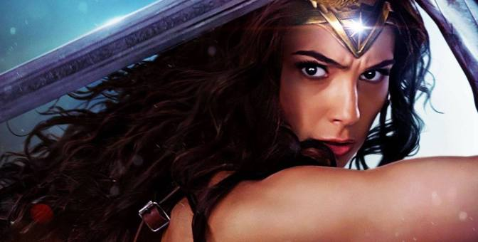 Gal Gadot Movie Wonder Woman