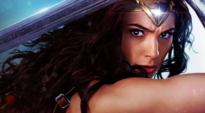 Gal Gadot Movie Wonder Woman