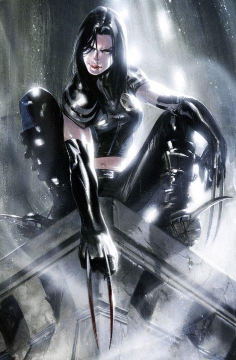 X23 Wolverine Clone