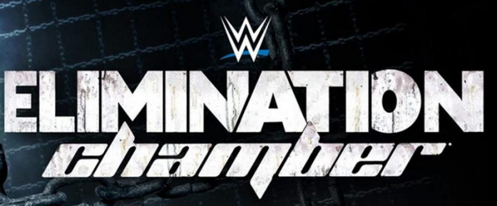 wwe Elimination Chamber 2017 - Smackdown