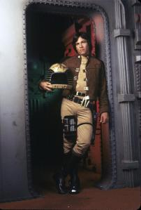Richard Hatch - Apollo - Battlestar Galactica