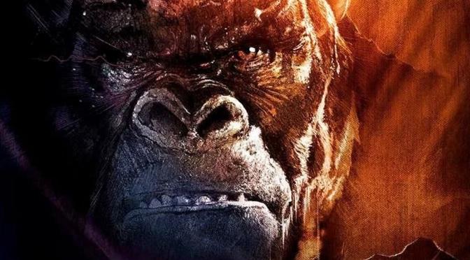 Kong: Skull Island IMAX Poster Revealed