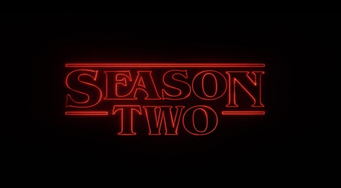 Stranger Things season 2 header