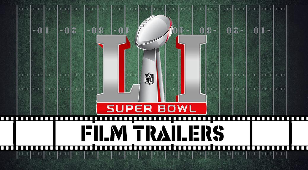 Super Bowl 51 trailers header image